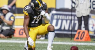 Pittsburgh Steelers WR JuJu Smith-Schuster to have surgery, expected to miss four months